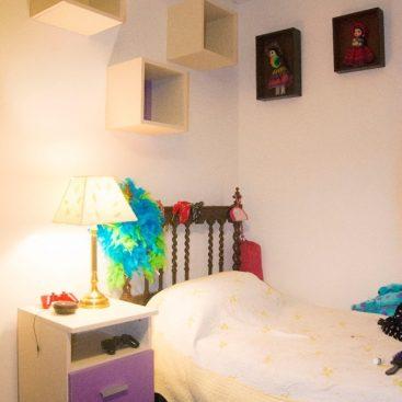 Amoblamientos Salta - Mesa de Luz - Dormitorio
