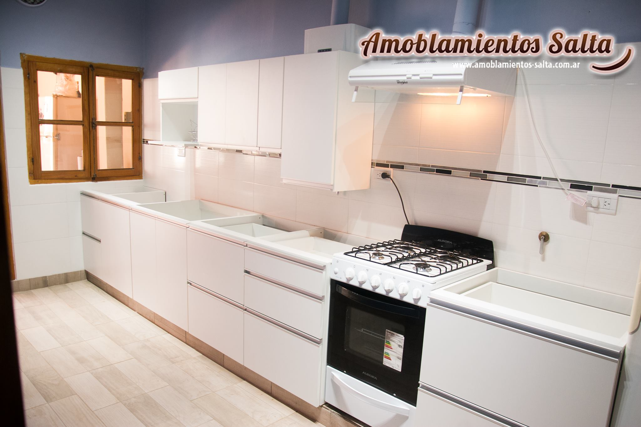 Mueble de Cocina - Salta - Amoblamientos
