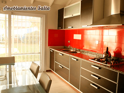 Muebles de Cocina Aluminio